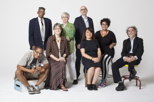 2013 Kresge Artist Fellows in the Literary Arts Group Photo