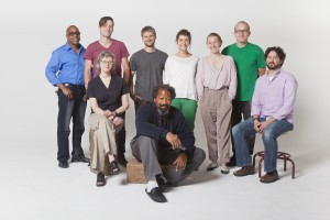 2013 Kresge Artist Fellows in the Visual Arts Group Photo