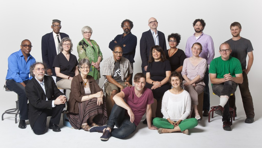 2013 Kresge Artist Fellows Group Photo Cropped