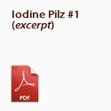 Iodine Pilz #1