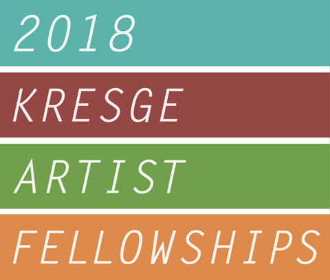 Application Cycle Begins for the 2018 Kresge Artist Fellowships