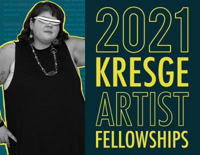 2021 KRESGE ARTIST FELLOWSHIPS APPLICATION CYCLE BEGINS