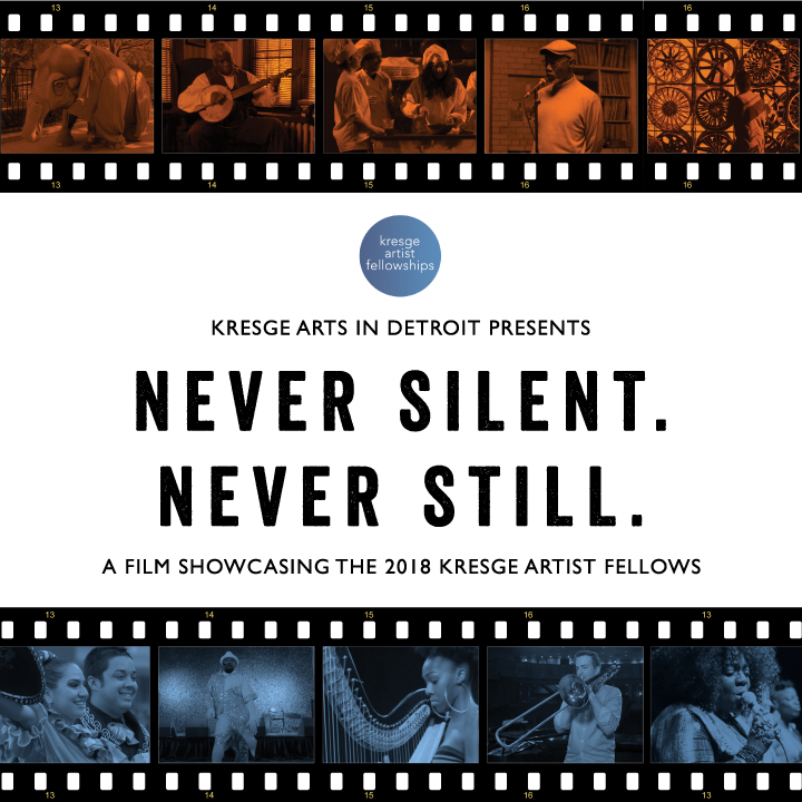 """""""NEVER SILENT. NEVER STILL."""" FEATURED AT 2019 FREEP FILM FESTIVAL"""