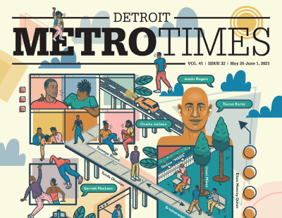 MetroTimes Fiction Issue