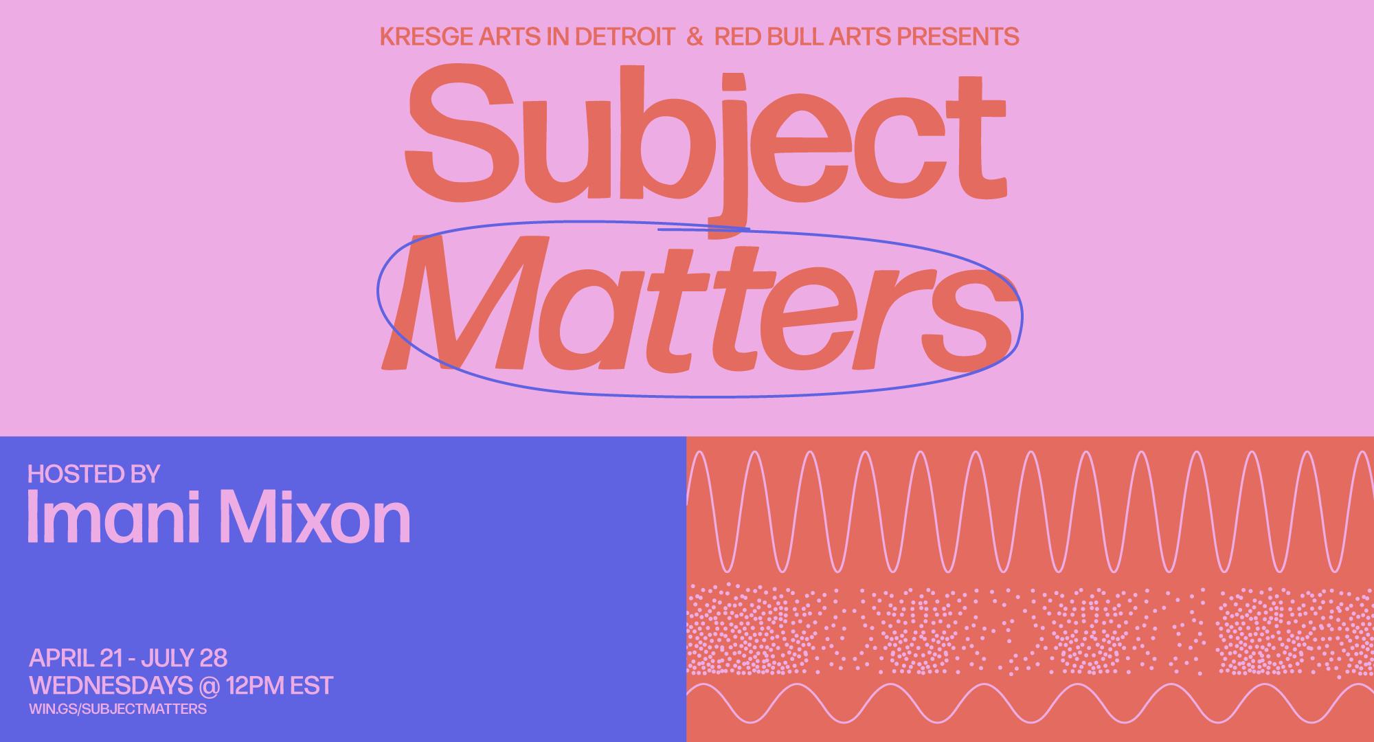SubjectMatters_Banner