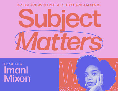 SUBJECT MATTERS PODCAST SERIES