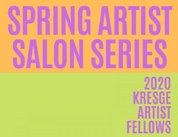 Spring Artist Salon Series