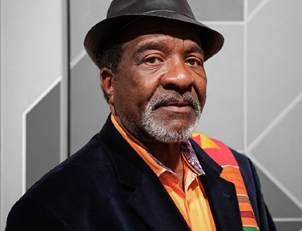 PRESS RELEASE: WENDELL HARRISON NAMED 2018 EMINENT ARTIST