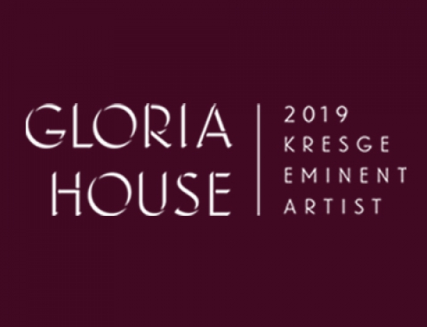 PRESS RELEASE: GLORIA HOUSE NAMED 2019 KRESGE EMINENT ARTIST