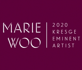 PRESS RELEASE: MARIE WOO NAMED 2020 KRESGE EMINENT ARTIST
