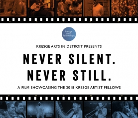 "MEDIA ADVISORY: ""NEVER SILENT. NEVER STILL."" FEATURED AT 2019 FREEP FILM FESTIVAL"