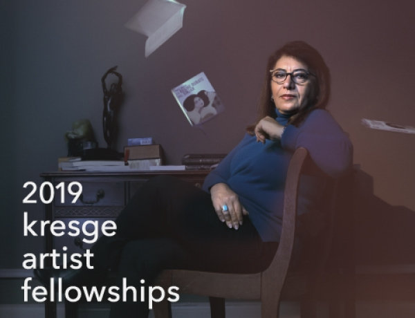 Application Cycle Begins for the 2019 Kresge Artist Fellowships