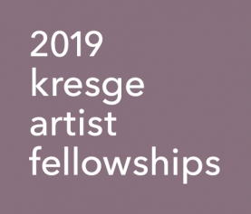 PRESS RELEASE: 2019 KRESGE ARTIST FELLOWSHIP APPLICATION CYCLE IS OPEN