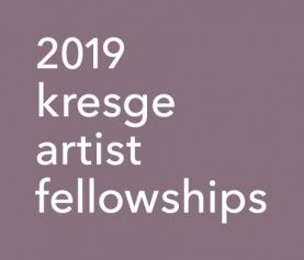 PRESS RELEASE: 2019 KRESGE ARTIST FELLOWSHIP APPLICATION CYCLE IS OPEN