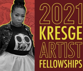 PRESS RELEASE: 2021 KRESGE ARTIST FELLOWSHIP APPLICATION CYCLE BEGINS