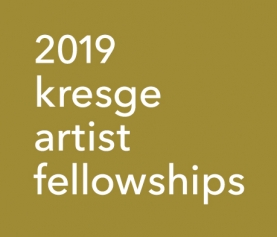 PRESS RELEASE: 2019 KRESGE ARTIST FELLOWSHIP APPLICATION IS OPEN