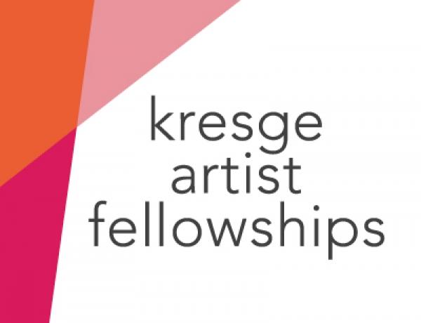 PRESS RELEASE: 2020 KRESGE ARTIST FELLOWSHIP ONLINE APPLICATION IS OPEN