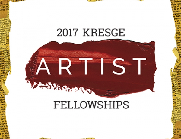 Application Cycle Begins for the <br />2017 Kresge Artist Fellowships