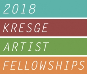 PRESS RELEASE: 2018 KRESGE ARTIST FELLOWSHIP APPLICATION CYCLE IS OPEN