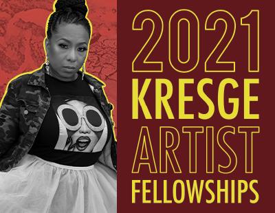 PRESS RELEASE: 2021 KRESGE ARTIST FELLOWSHIP APPLICATION CYCLE BEGINS