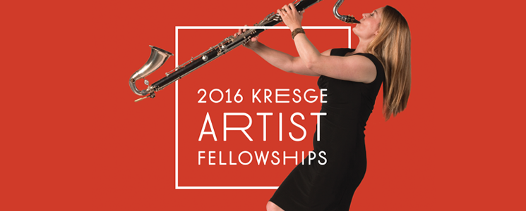 2016 Kresge Artist Fellowships <br />Application Cycle Is Open