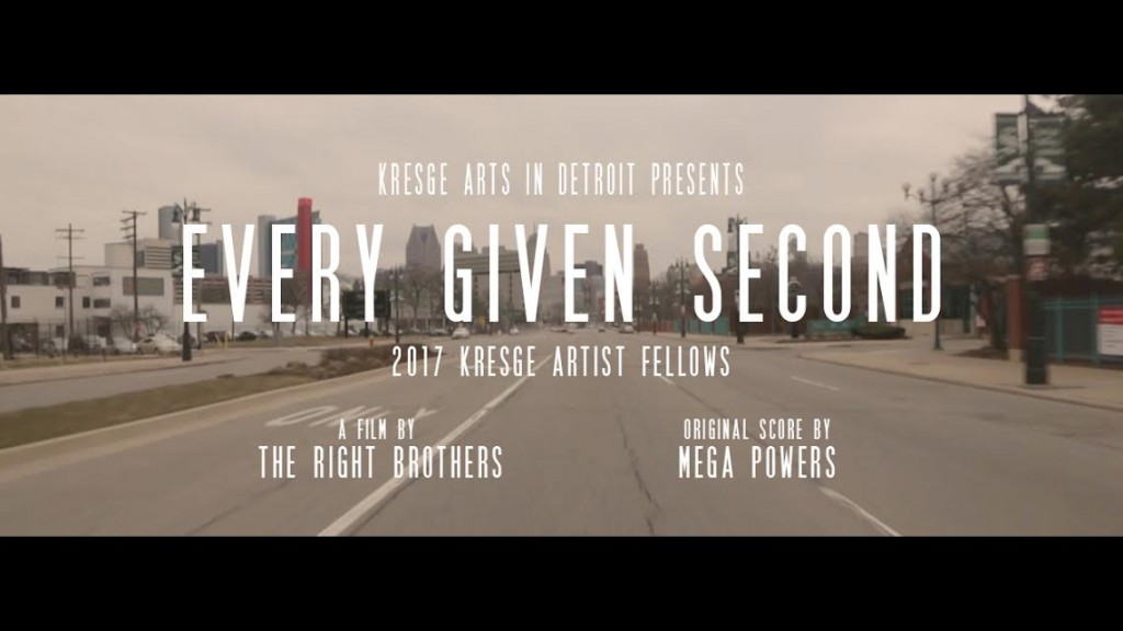 FEATURE FILM SHOWCASES 2017 KRESGE ARTIST FELLOWS