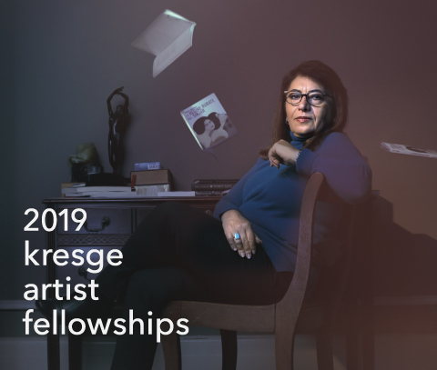 Application Cycle Begins for the <br /> 2019 Kresge Artist Fellowships