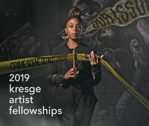 2019 KRESGE ARTIST FELLOWSHIP  <br />APPLICATION AVAILABLE ONLINE