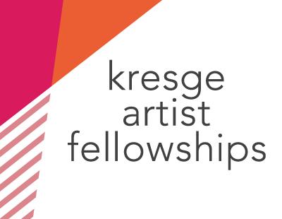 PRESS RELEASE: 2020 KRESGE ARTIST FELLOWSHIP APPLICATION CYCLE IS OPEN