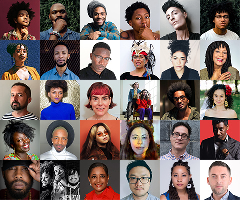PRESS RELEASE: 2020 KRESGE ARTS IN DETROIT AWARDS ANNOUNCED IN LIVE ARTS AND FILM & MUSIC