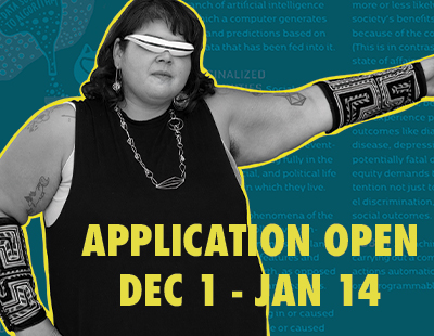 PRESS RELEASE: 2021 KRESGE ARTIST FELLOWSHIP APPLICATION IS OPEN